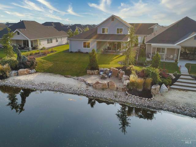 1297 N Laconia Ave, Eagle, ID 83616 (MLS #98818484) :: Boise River Realty