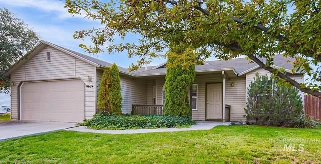 9627 W Medallion Dr, Boise, ID 83709 (MLS #98818505) :: City of Trees Real Estate