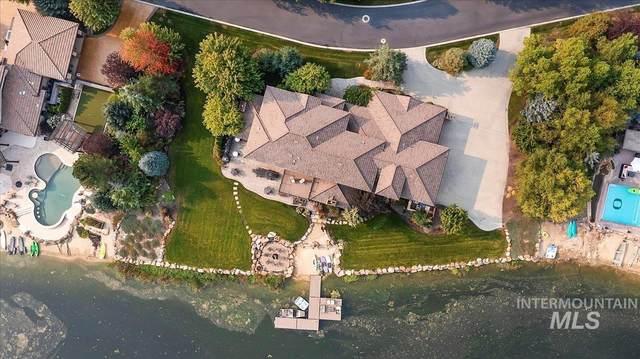 512 E Laguna Shore Ln., Eagle, ID 83616 (MLS #98818529) :: Full Sail Real Estate