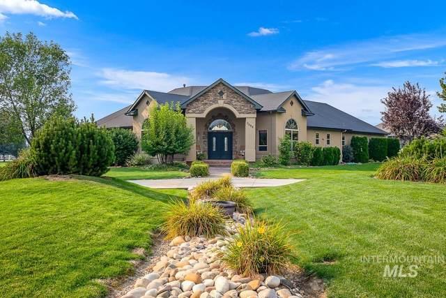 3596 W Fieno Ct, Eagle, ID 83616 (MLS #98818767) :: Build Idaho