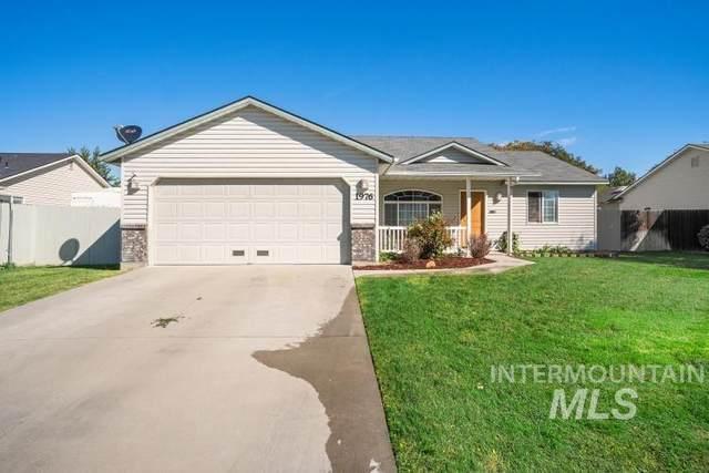 1976 W Ridge Pointe, Nampa, ID 83651 (MLS #98818834) :: Scott Swan Real Estate Group