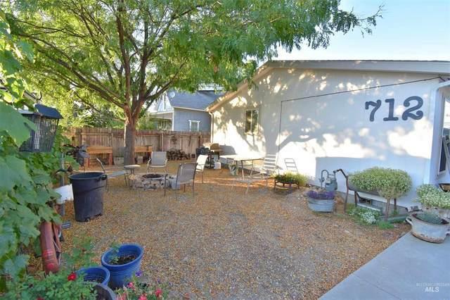 712 5th Street North, Nampa, ID 83687 (MLS #98818943) :: Navigate Real Estate