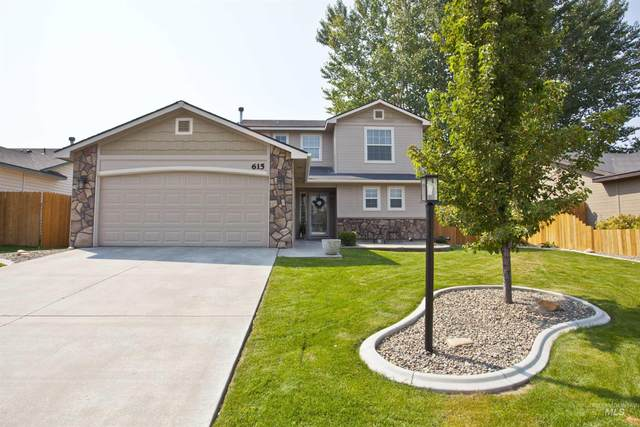 615 Cromwell St., Caldwell, ID 83605 (MLS #98818960) :: Jon Gosche Real Estate, LLC