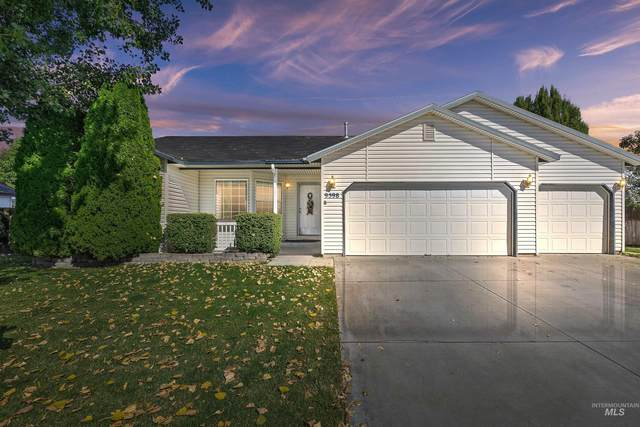 9598 W Wichita, Boise, ID 83709 (MLS #98818962) :: City of Trees Real Estate
