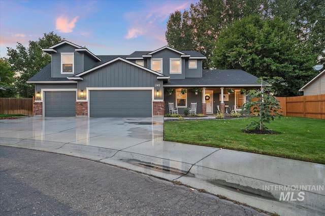245 S Parkinson, Eagle, ID 83616 (MLS #98818969) :: First Service Group
