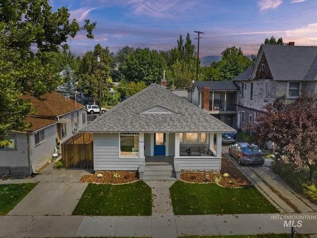 1212 W Fort St, Boise, ID 83702 (MLS #98818976) :: Jon Gosche Real Estate, LLC