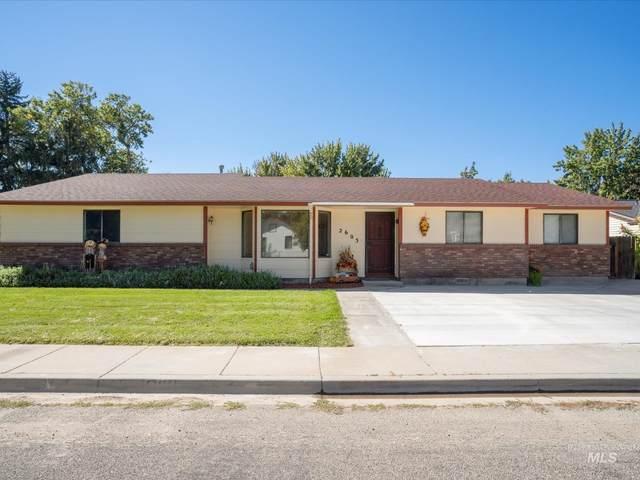 2603 N Westminister Pl, Boise, ID 83704 (MLS #98818995) :: Jon Gosche Real Estate, LLC