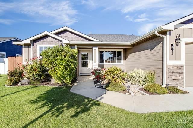 891 S Threave Ave, Kuna, ID 83634 (MLS #98819004) :: Build Idaho