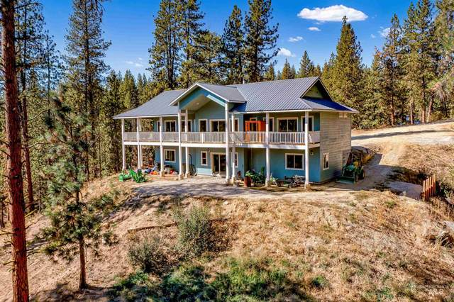 19 Badger Way, Idaho City, ID 83631 (MLS #98819006) :: Epic Realty