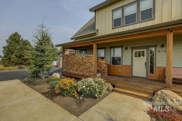 643 Fox Ridge Ln, Mccall, ID 83638 (MLS #98819007) :: Minegar Gamble Premier Real Estate Services