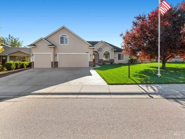 858 W Horizon Way, Nampa, ID 83686 (MLS #98819017) :: Boise River Realty