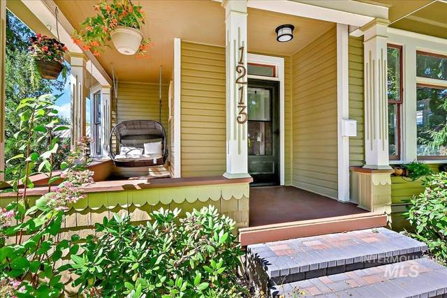 1213 N 8th Street, Boise, ID 83702 (MLS #98819021) :: Jon Gosche Real Estate, LLC