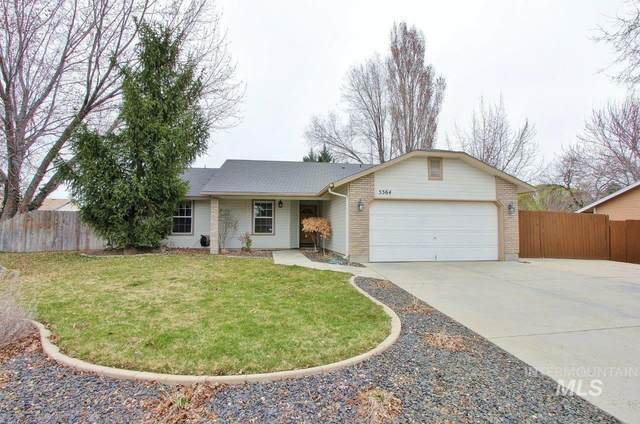 5564 S Indigo Pl, Boise, ID 83716 (MLS #98819027) :: Idaho Real Estate Advisors