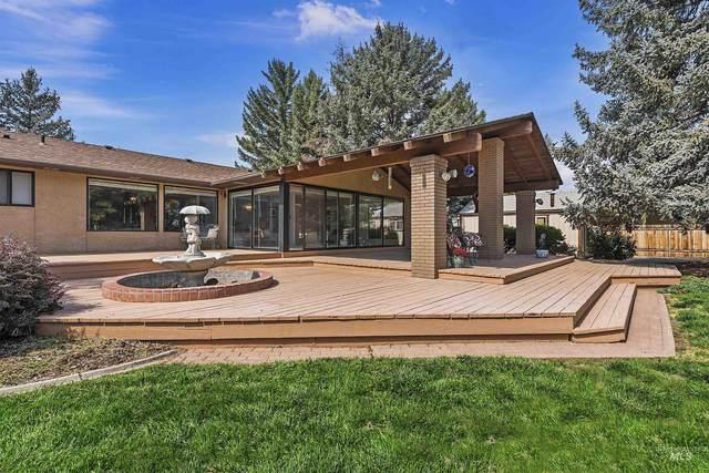 3314 S Terra Drive, Boise, ID 83709 (MLS #98819039) :: The Bean Team