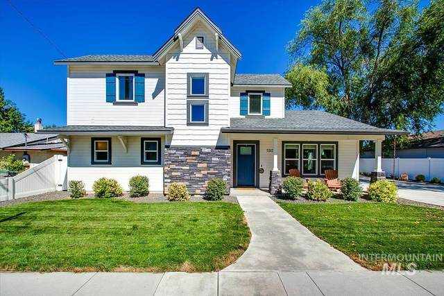 5512 W Targee Street, Boise, ID 83705 (MLS #98819156) :: Own Boise Real Estate