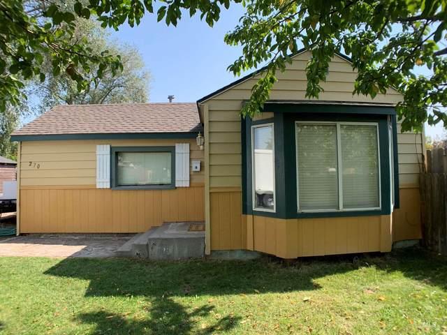 270 Maurice Street, Twin Falls, ID 83301 (MLS #98819265) :: Full Sail Real Estate