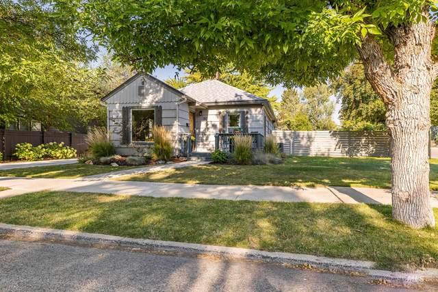 517 Haines, Boise, ID 83712 (MLS #98819409) :: Build Idaho