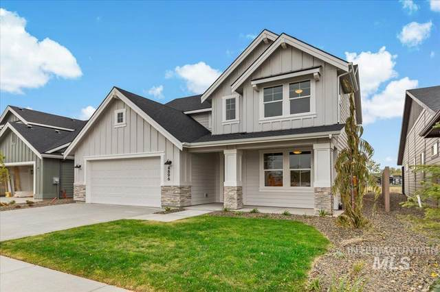 4896 S Colusa Ave, Meridian, ID 83642 (MLS #98819446) :: Juniper Realty Group