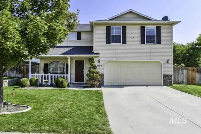 2294 N Grey Hawk, Kuna, ID 83634 (MLS #98819493) :: Full Sail Real Estate