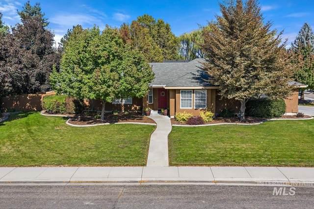 1545 N Ellington Way, Eagle, ID 83616 (MLS #98819536) :: Jon Gosche Real Estate, LLC