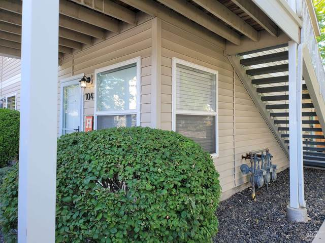 8897 Irving St #104, Boise, ID 83704 (MLS #98819585) :: First Service Group