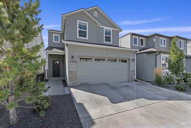 2169 E Sharptail St, Meridian, ID 83646 (MLS #98819698) :: Trailhead Realty Group