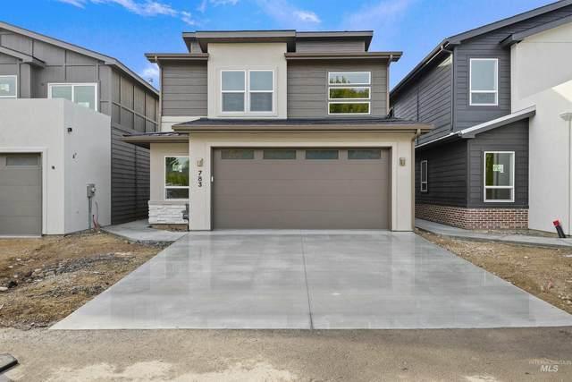 783 E Bissett Street, Meridian, ID 83642 (MLS #98819716) :: Juniper Realty Group
