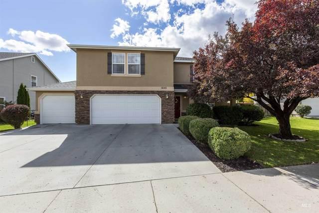 1655 E Fireside Ct, Meridian, ID 83642 (MLS #98820059) :: Own Boise Real Estate