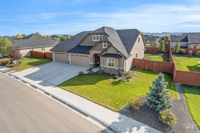 1120 N Hornback Ave, Star, ID 83669 (MLS #98820196) :: Boise Home Pros