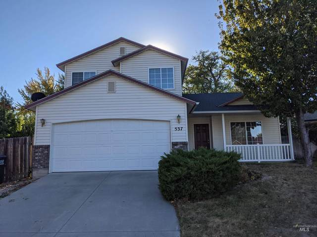 537 N Shady Grove Way, Kuna, ID 83634 (MLS #98820555) :: Minegar Gamble Premier Real Estate Services