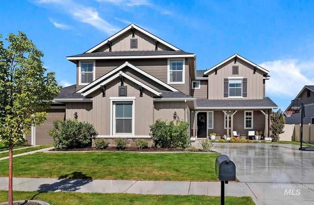 1474 W W Bear Track Dr, Meridian, ID 83642 (MLS #98820760) :: Boise River Realty