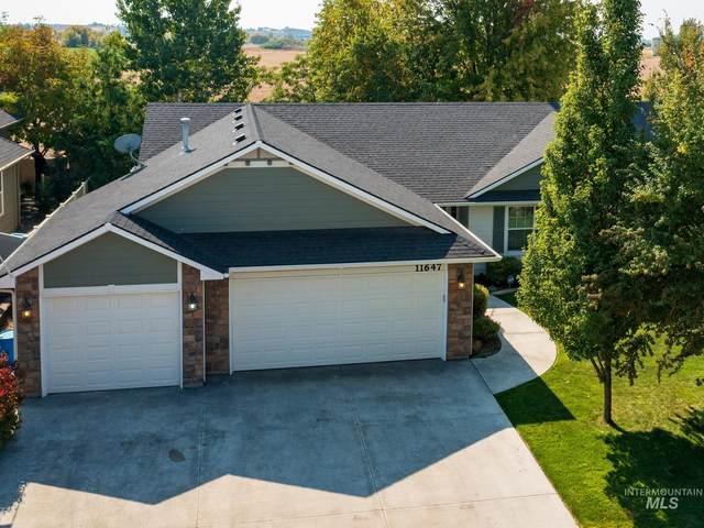 11647 W Raul Street, Boise, ID 83709 (MLS #98820770) :: Jon Gosche Real Estate, LLC