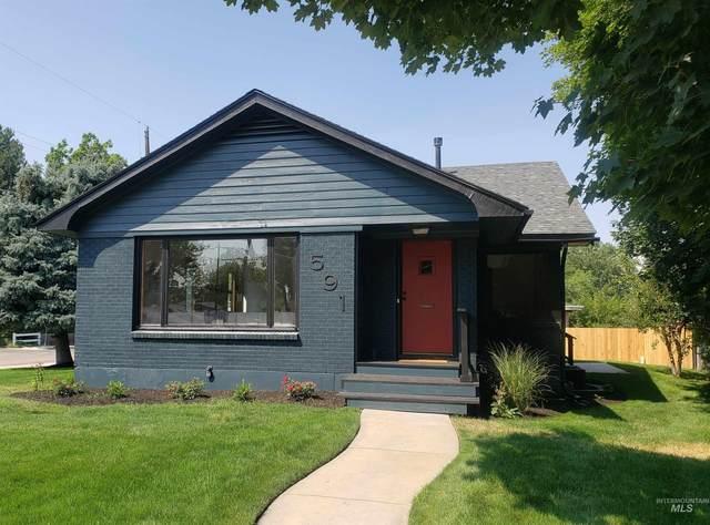 591 S Garden Street, Boise, ID 83705 (MLS #98821148) :: Navigate Real Estate