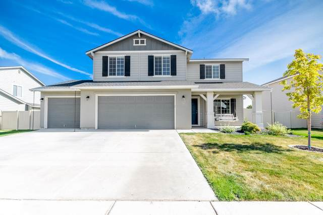 17678 N Newdale Ave, Nampa, ID 83687 (MLS #98821165) :: Boise River Realty