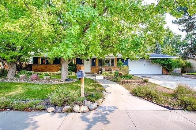 2010 N Dalton, Boise, ID 83704 (MLS #98821406) :: Team One Group Real Estate