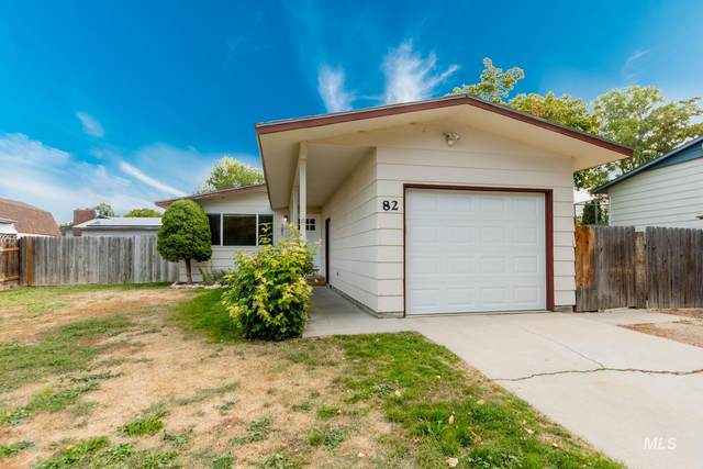 82 N Horton, Nampa, ID 83651 (MLS #98821471) :: Team One Group Real Estate