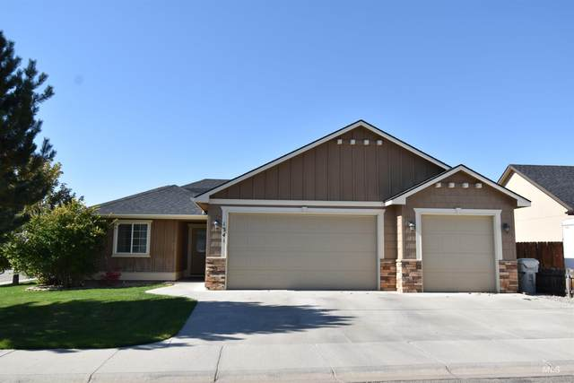 1341 N 14 East, Mountain Home, ID 83647 (MLS #98821500) :: Idaho Life Real Estate