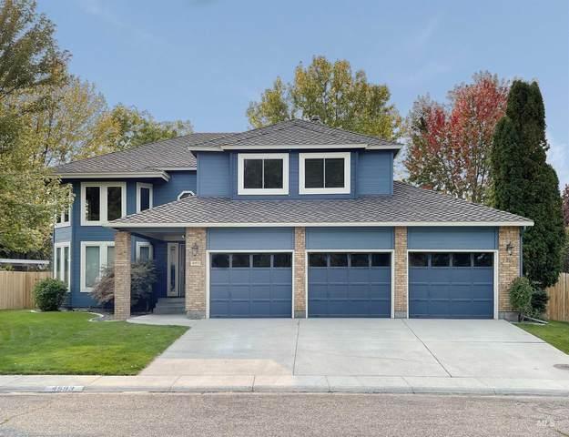 4593 N Marylebone Pl, Boise, ID 83713 (MLS #98821567) :: Bafundi Real Estate