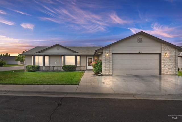 615 N. Bristol St, Nampa, ID 83651 (MLS #98821574) :: Jon Gosche Real Estate, LLC
