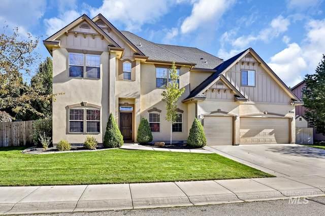 5354 N Brookmeadow Way, Boise, ID 83713 (MLS #98821621) :: First Service Group