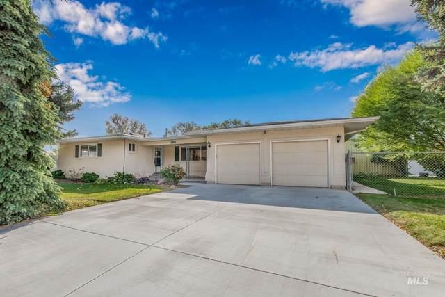 1015 W Hudson Ave, Nampa, ID 83651 (MLS #98821791) :: Idaho Real Estate Advisors