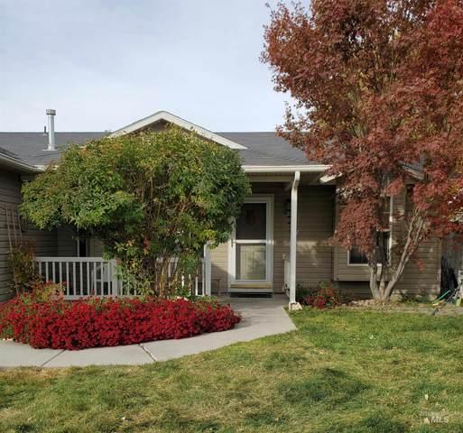 175 N Jefferson St, Nampa, ID 83651 (MLS #98821865) :: Navigate Real Estate