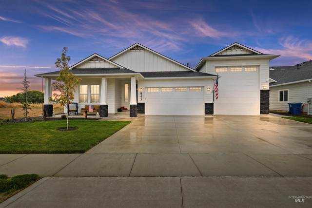 8273 E Sunray Drive, Nampa, ID 83687 (MLS #98821869) :: Minegar Gamble Premier Real Estate Services