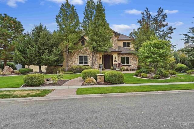 652 W Water Grove, Eagle, ID 83616 (MLS #98822079) :: Juniper Realty Group