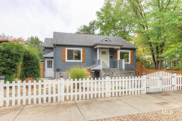 711 E State St, Boise, ID 83712 (MLS #98822082) :: Michael Ryan Real Estate