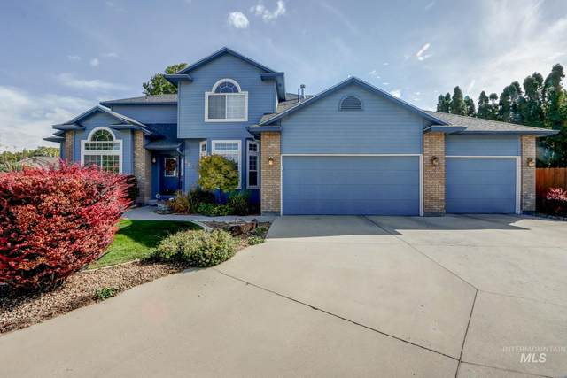 623 Forsythia Court, Nampa, ID 83651 (MLS #98822145) :: Epic Realty