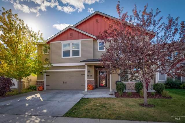 4661 N Alester Ave, Meridian, ID 83646 (MLS #98822578) :: Michael Ryan Real Estate