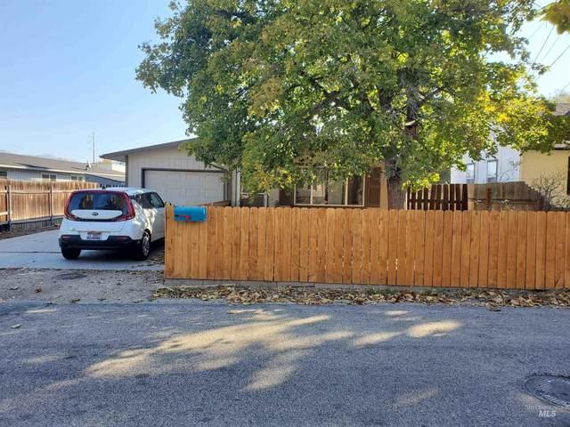 1632 S Merrill, Boise, ID 83705 (MLS #98822601) :: Full Sail Real Estate