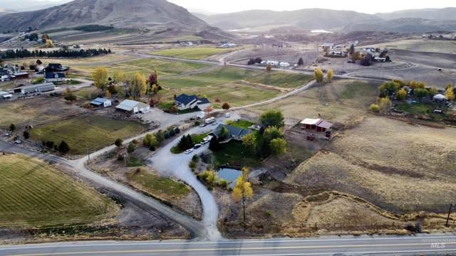 9190 N Highway 52, Horseshoe Bend, ID 89629 (MLS #98822844) :: Team One Group Real Estate