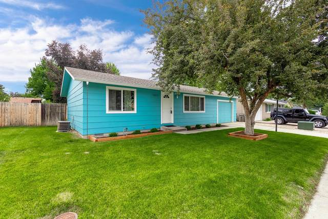 3917 S Valley Forge Ave, Boise, ID 83706 (MLS #98822901) :: Beasley Realty